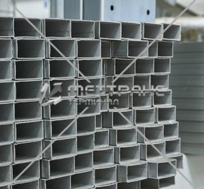 Труба стальная прямоугольная в Чебоксарах